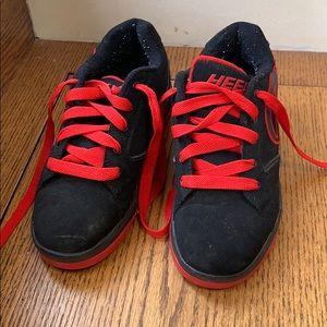 Heelys shoes size 5 boys